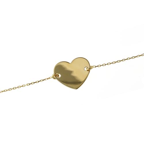 Bratara aur 14K heart - 2903244010102