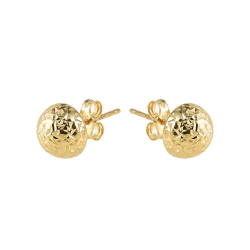 Cercei aur 14K geometrici - 6080000026105