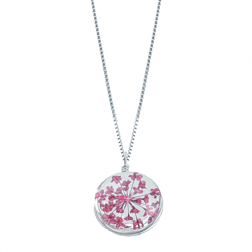 Lant argint pink spring   - 5000000717255