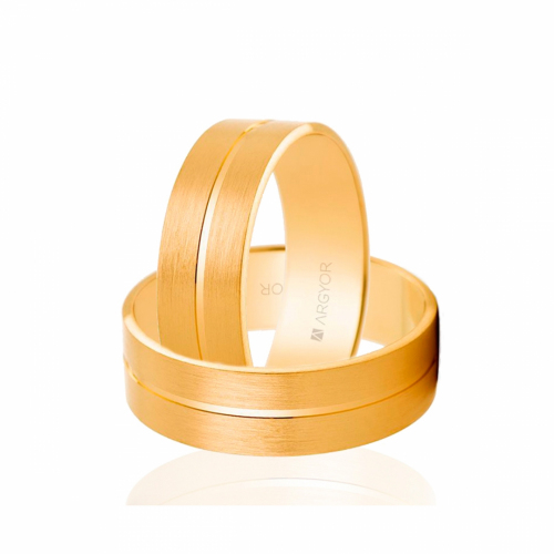 Verighete din aur 14k Argyor - 5160494